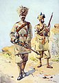 30th and 20th Punjabis, Lovett 1910.jpg