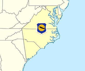 33rd Air Division (United States) - 33d Air Division AOR 1966-1969