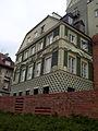 347 z 1.07.1965 kamienica XVII 2 poł. XVIII 1953-54 ul. Nowomiejska 17 Warszawa dz. Śródmieście MM.JPG