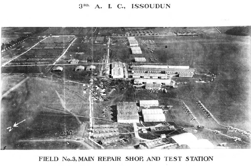 3d AIC Issodun France Field 3
