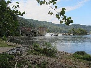 Glen Ferris, West Virginia Census-designated place in West Virginia, United States