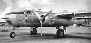 4th Reconnaissance Squadron B-25G Mitchell 1943