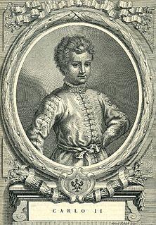 Charles II, Duke of Savoy Duke of Savoy