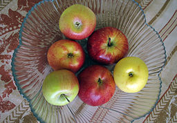 6 Apple varieties