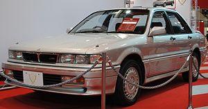300px 6thGalantVR 4 mitsubishi galant vr 4 wikipedia 1997 Mitsubishi Galant at gsmx.co