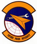 752 Aircraft Generation Sq (later 752d Aircraft Maintenance Sq) emblem.png