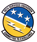 96 Services Sq emblem.png