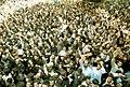9th Death Anniversary of Ruhollah Khomeini at mausoleum - 4 June 1998 01.jpg
