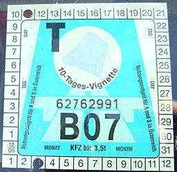 A-vignette 2007