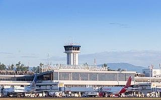 El Salvador International Airport airport in El Salvador