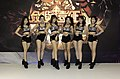 AFK Arena dancers standing on the stage 20190804a.jpg
