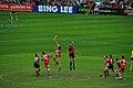 AFL Sydney vs Essendon 2009-Jolly & Ryder Ruck.jpg