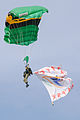 AFP Paratroopers perform a paradrop during Palarong Pambansa 2015 Opening Ceremony.jpg
