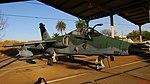 AMX A-1M na Academia da Força Aérea (AFA) em Pirassununga. O caça foi desenvolvido por um consórcio internacional, formado pelas empresas Embraer,(Brasil) Al - panoramio (4).jpg