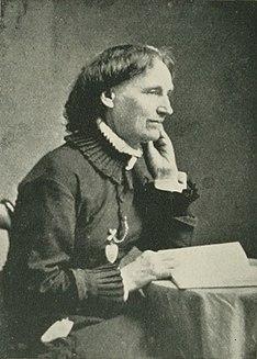 Anna Gardner American abolitionist, poet, teacher