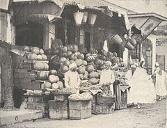 A Fruit Shop in the Water-Melon Season. (1918) - TIMEA.jpg
