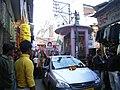 A crowded street at Haridwar, Uttarakhand.jpg