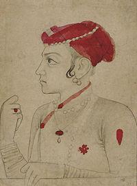 A drawing of Sulaiman Shikoh.jpg