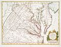 A map of the most inhabited part of Virginia containing the whole province of Maryland with part of Pensilvania, New Jersey and North Carolina (NYPL b15042322-976283).jpg