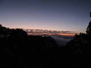 Kasauli - Image: A view of early morning of Kasauli,India