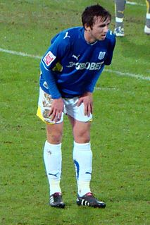 Aaron Wildig English footballer