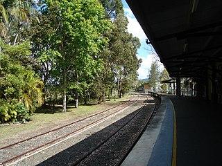 Murwillumbah railway station