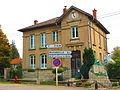 Abaucourt-Hautecourt la mairie.JPG