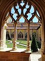 Abbaye de Cadouin - Cloître -02.JPG