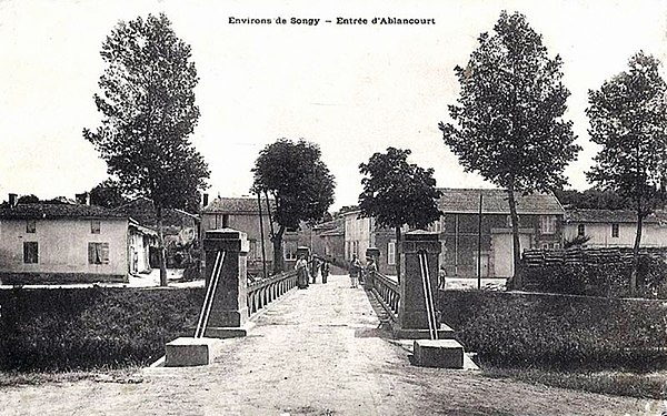 Photo de la ville Ablancourt