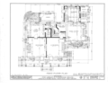 Abram G. Eckerson House, Chestnut Ridge Road, Montvale, Bergen County, NJ HABS NJ,2-MONT,1- (sheet 8 of 17).png