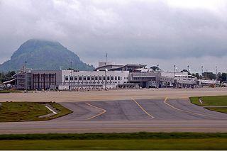 Nnamdi Azikiwe International Airport international airport serving Abuja, Nigeria