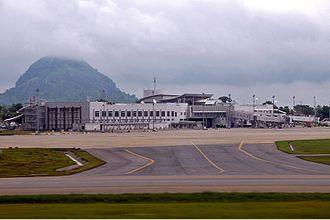 Nnamdi Azikiwe International Airport - Image: Abuja Airport Iwelumo 1