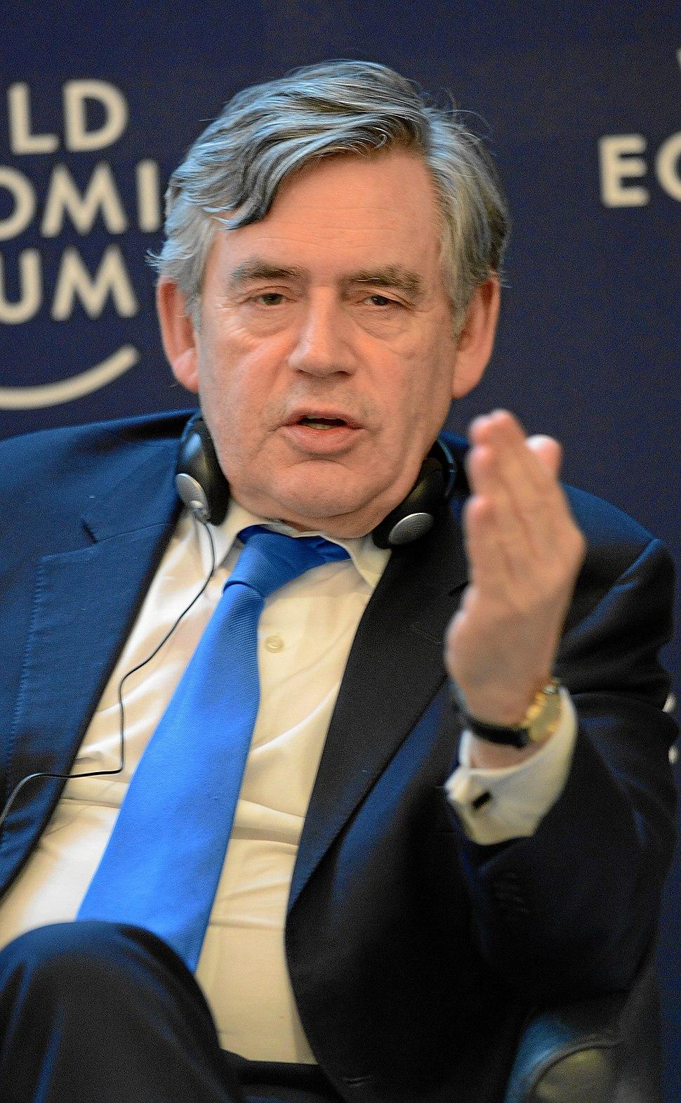 Accelerating Infrastructure Development Gordon Brown (8412051140)