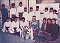 Acehnese marriage, groom with family, Wedding Ceremonials, p11.jpg