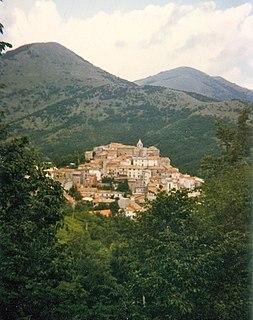 Acquafondata Comune in Lazio, Italy