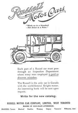 The Car Company >> Russell Motor Car Company Wikipedia