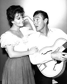 Adam West Anita Sands Robert Taylors Detectives 1961.JPG