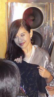 Adia Chan Hong Kong actor and singer