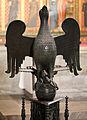 Adlerpult des Kölner Domes, Bronzeguss aus Lüttich (1854).jpg
