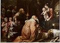 Adoración de los Reyes Magos, de Francisco Rizi (Museo del Prado).jpg