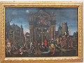 Adorazione dei Magi di scuola olandese del XVI sec..JPG