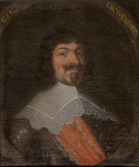 Adrian Enckevoirt, riksgreve