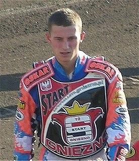 Adrian Gomólski Polish speedway rider