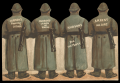 Advertisement for Hudson's Soap with policemen (back). Wellcome L0069077 - Restoration.png