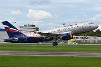 VQ-BCP - A319 - Rossiya