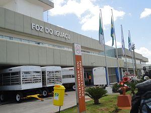 Aeropuerto de Foz do Iguaçu