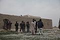 Afghan National Army commandos patrol Panjwa'i district, Kandahar province, Afghanistan, April 1, 2012 120401-A-NC985-171.jpg