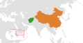 Afghanistan China Locator.png