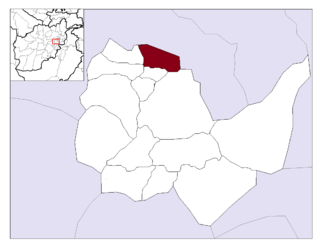 Qarabagh District, Kabul District in Kabul Province, Afghanistan