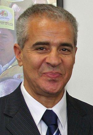 Ahmed Djoghlaf - Ahmed Djoghlaf in 2009